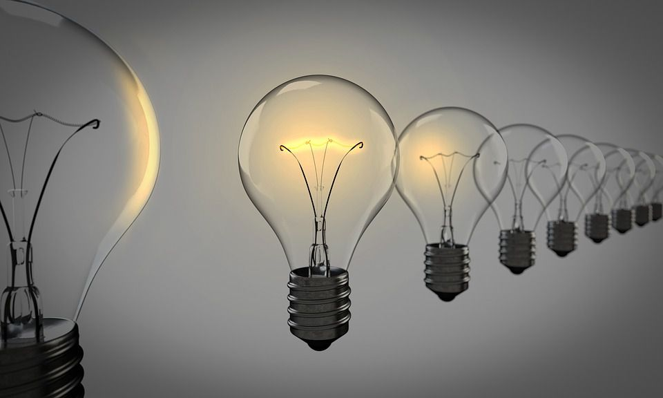 light-bulb ideas